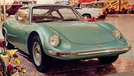 Caprera Fiat 850 Coupè