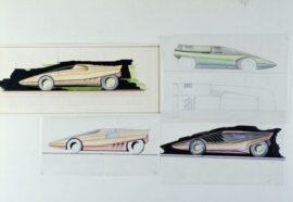 Alfa Romeo 33 Carabo – Gandini Marcello – un genio