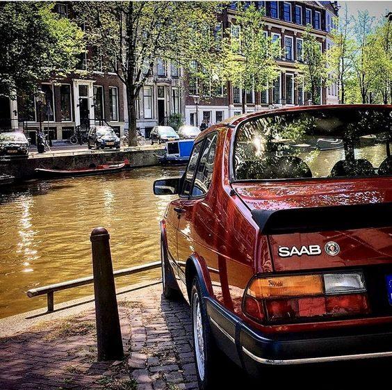 Saab 900 mitica