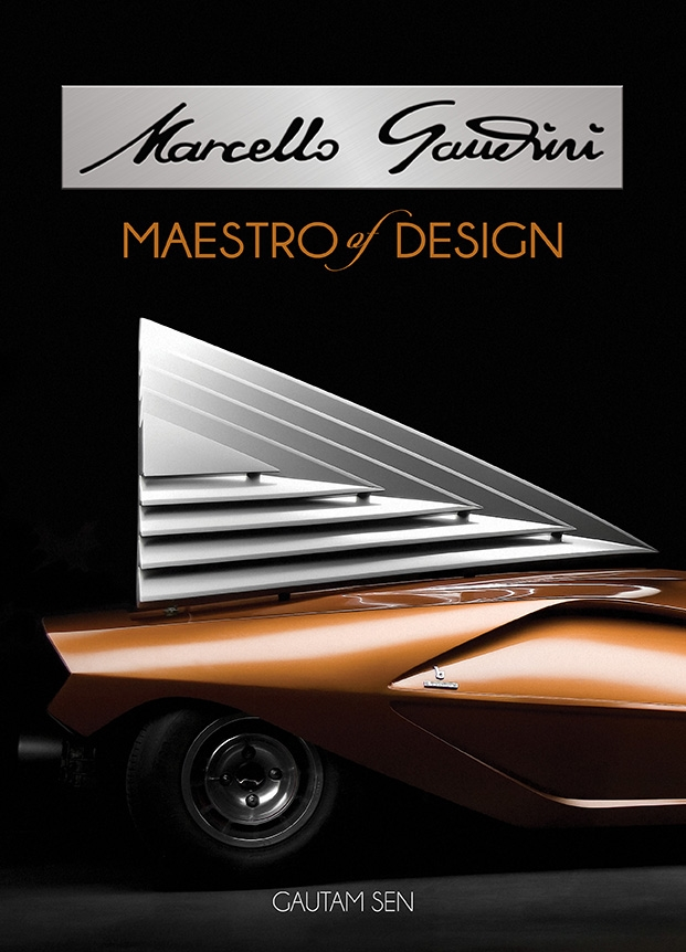 Marcello Gandini - il genio - Designer Italiani nella storia