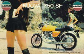14 – SF 750 – Motociclismo – november 1971