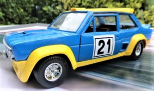 Fiat 131 evoluzione sportiva e dannatavintage.com