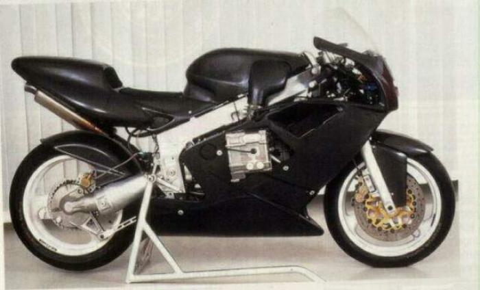 BMW R1 Desmodronico
