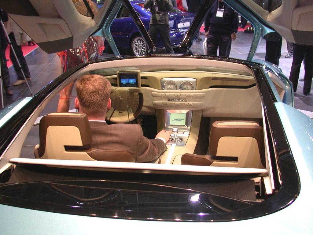 Bertone Birusa concept su base BMW