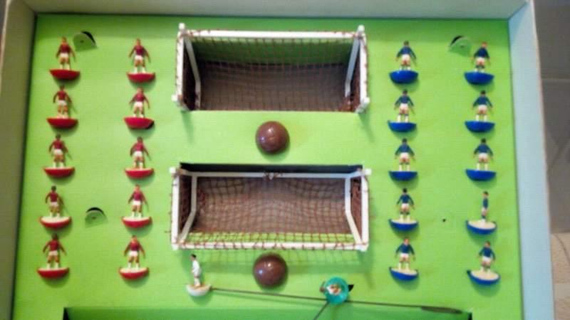 Il Subbuteo, giochi vintage