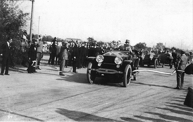 Autostrada, la prima fu Italiana