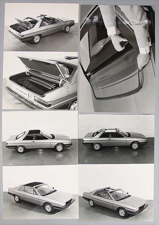 Lancia Gamma T-Roof 1978