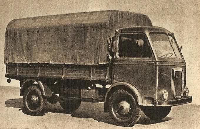 Autocarro Lancia Beta