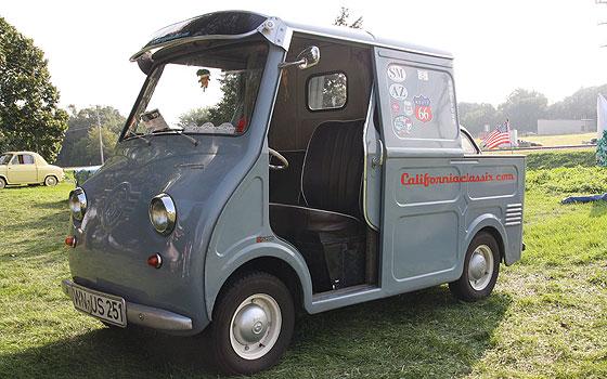 Goggomobil van