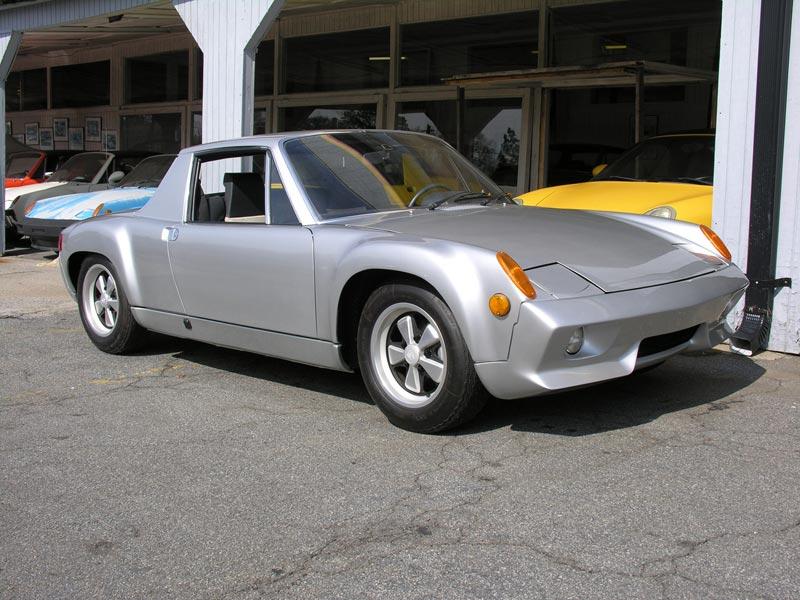 Porsche 916