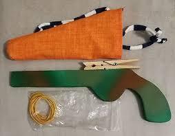 Il fucile sparaelastici