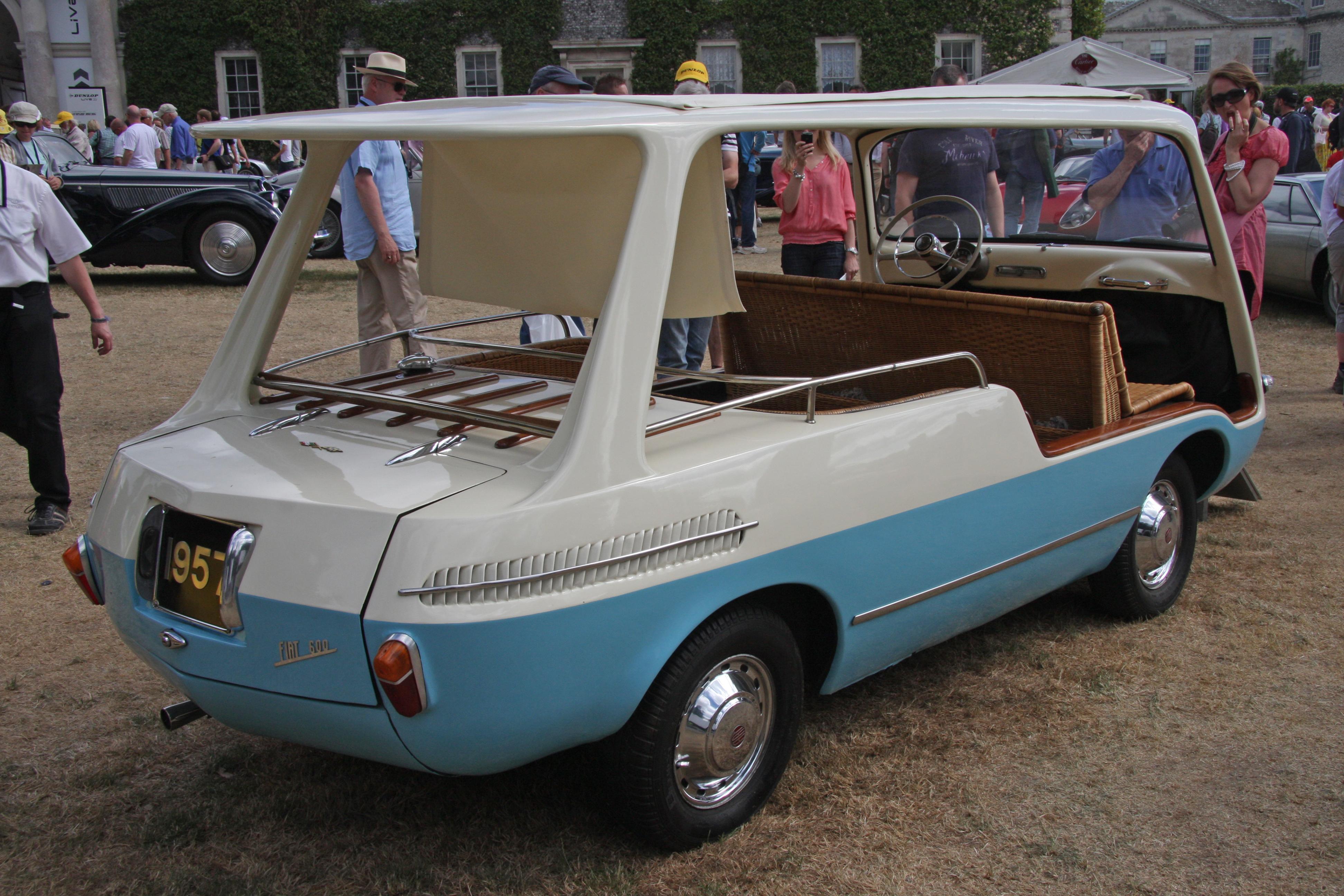 Fissore Marinella 600