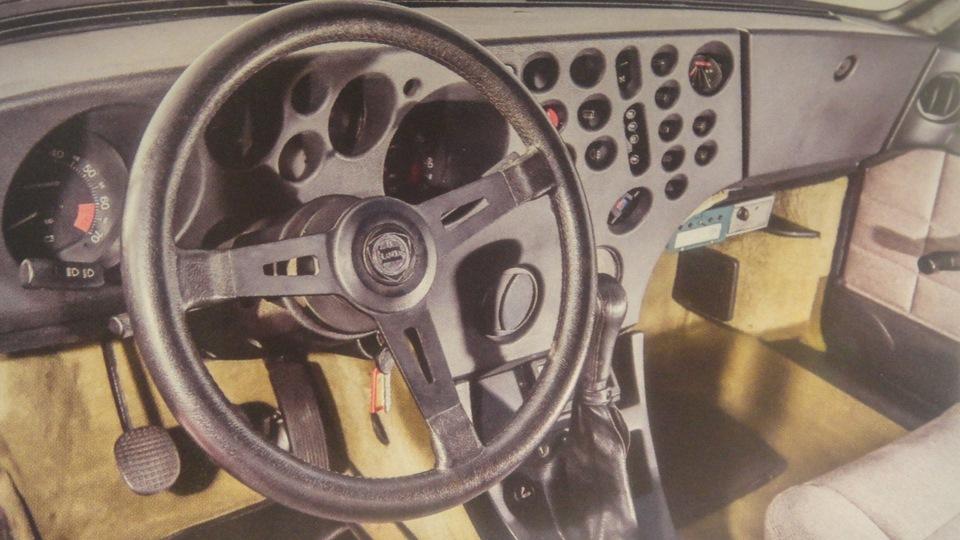 Lancia Beta Trevi VOLUMEX due motori