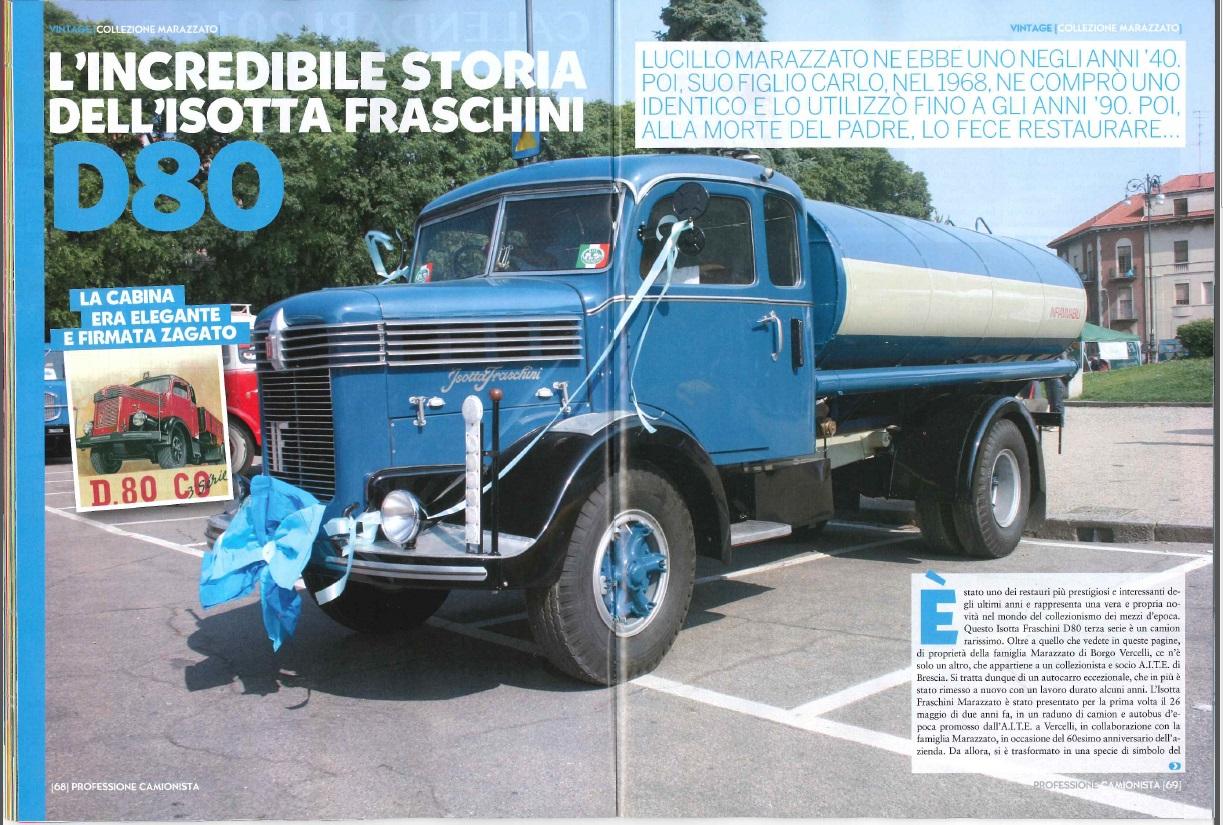 Isotta Fraschini D80