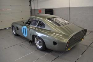 Aston Martin Project 212 la DP 212-1 del 1962