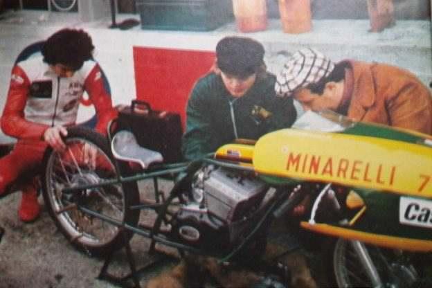 "Minarelli 175 ""Carlotta"""