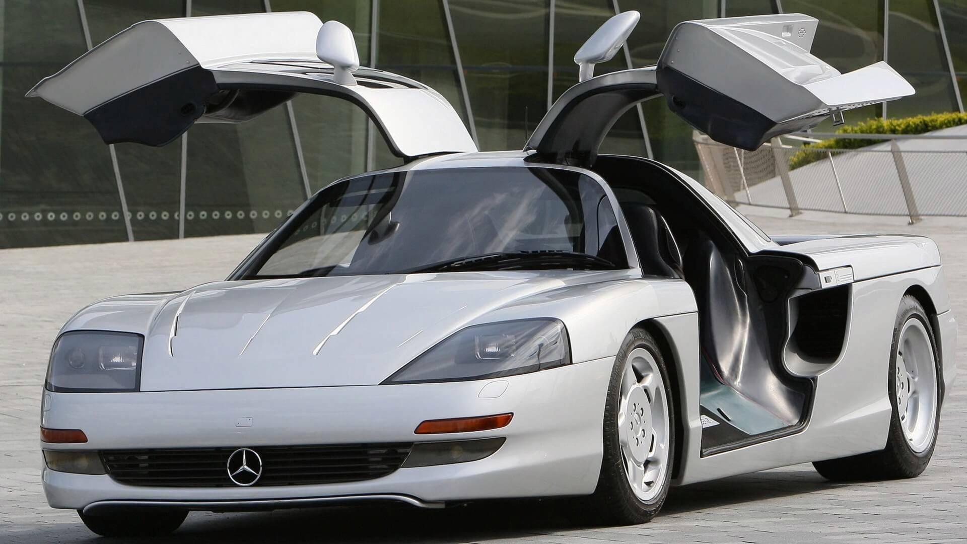 Mercedes C 112
