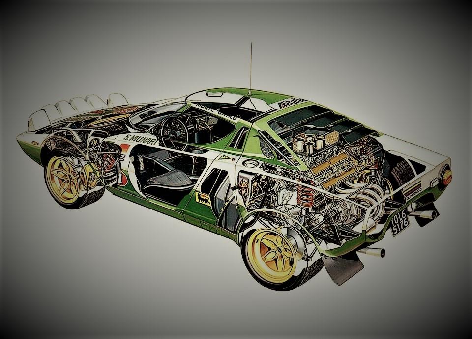 La Lancia Stratos