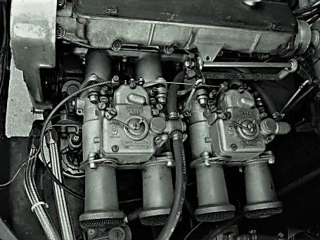 Abarth Simca 2000