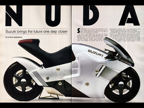Suzuki Nuda