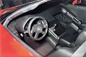 Maserati Chubasco