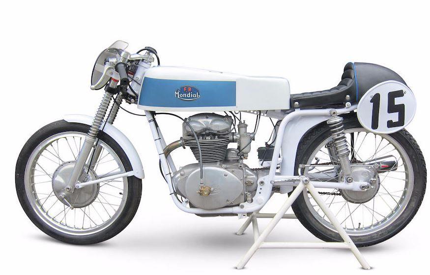 Mondial 200 CC
