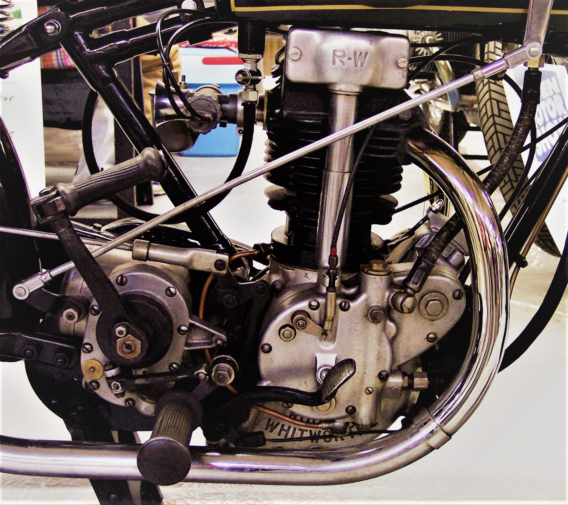 Rudge Ulster