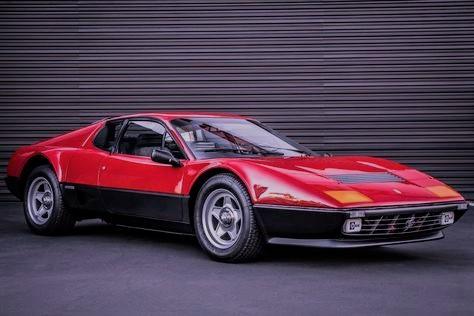 Ferrari BB 512 i