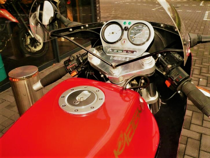Moto Magni Arturo 1000