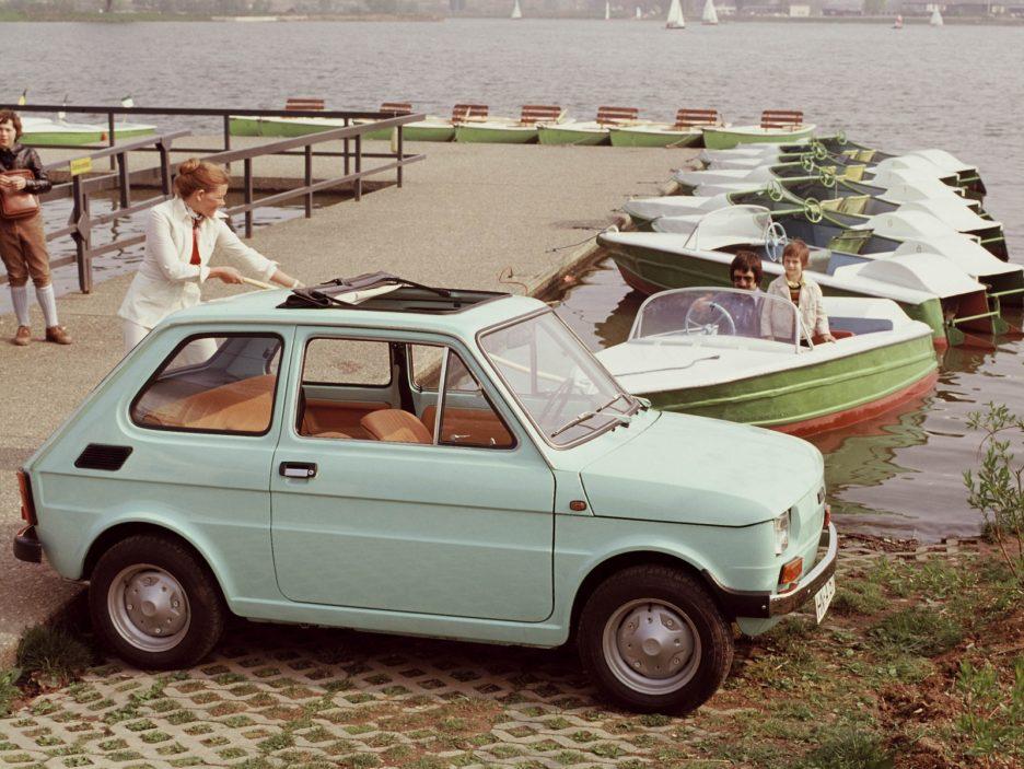 La Fiat 126