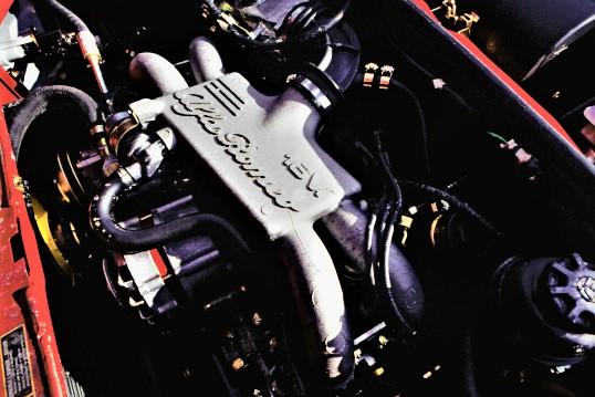 Alfa Romeo 33 S 16 V Quadrifoglio Permanent 4
