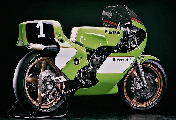 Kawasaki KR350