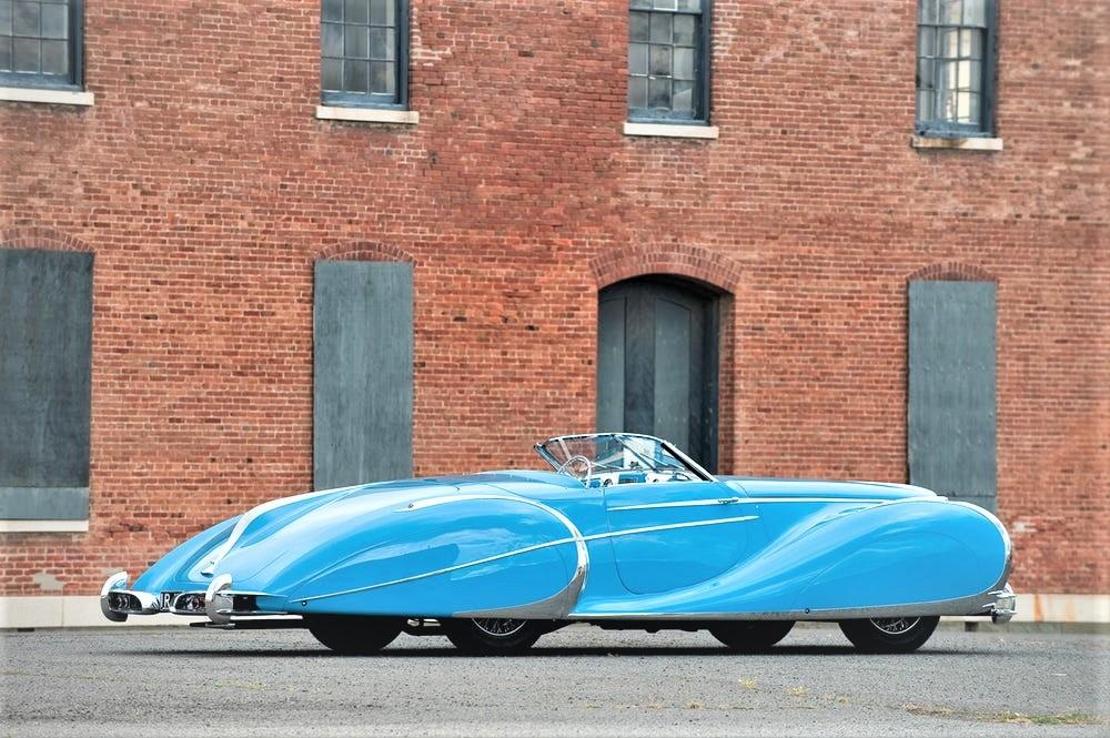 Delahaye 175S Roadster 1949