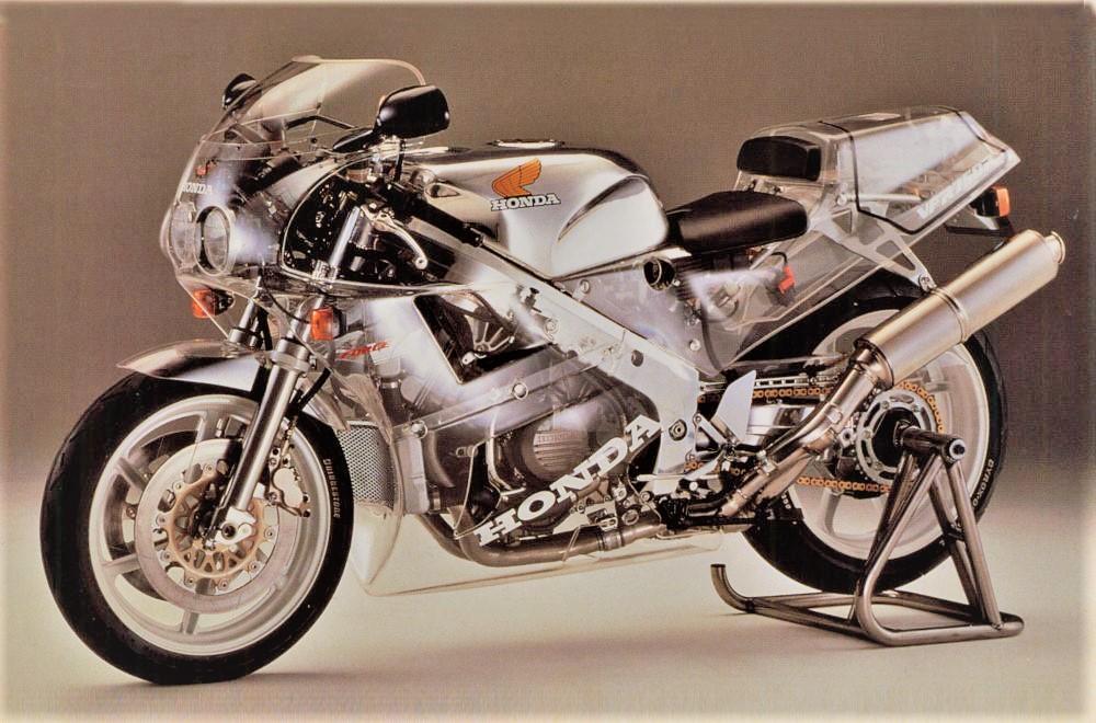 Honda VFR 750 R
