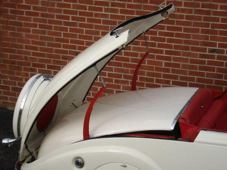 Peugeot 402 éclipse Décapotable