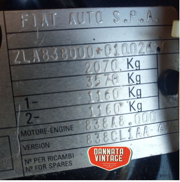 La Lancia K coupè diesel, unico esemplare
