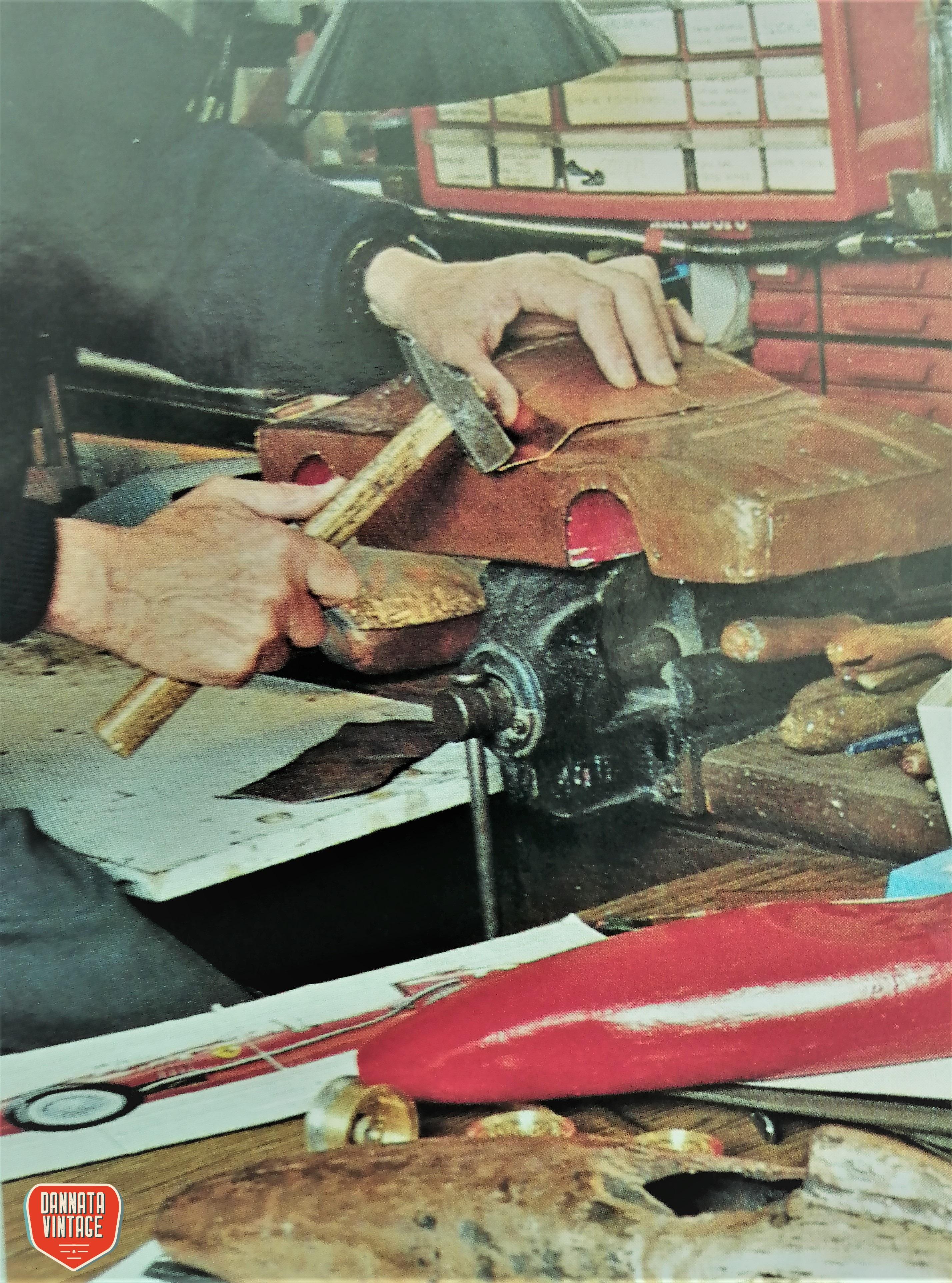 Michele Conti, un artigiano e le sue auto in scala