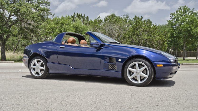 Qvale Mangusta, le auto meteora........