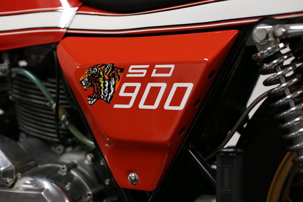 Ducati 900 SD Darmah