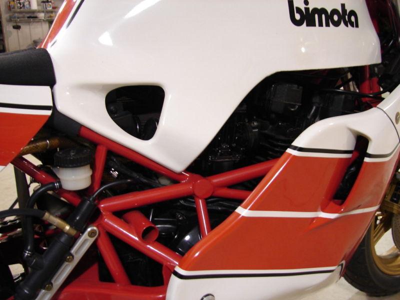Bimota KB2 Laser 550