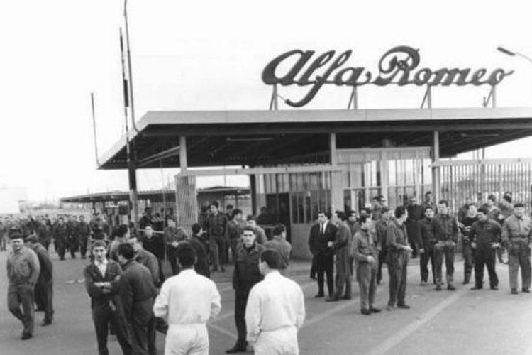 Arese e la Alfa Romeo