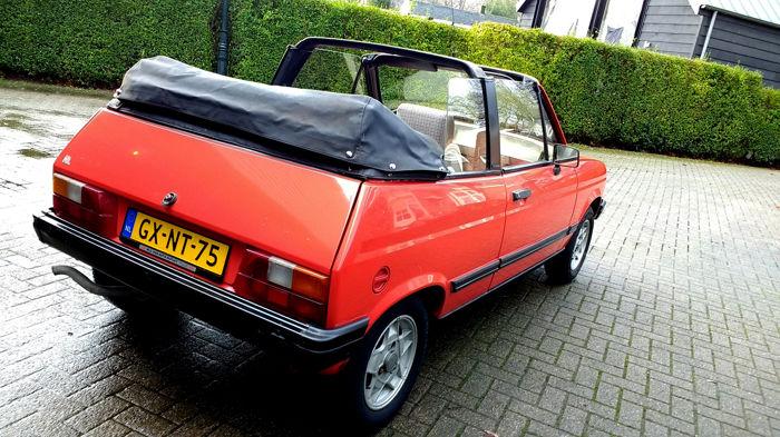 Talbot Samba Cabriolet 1400