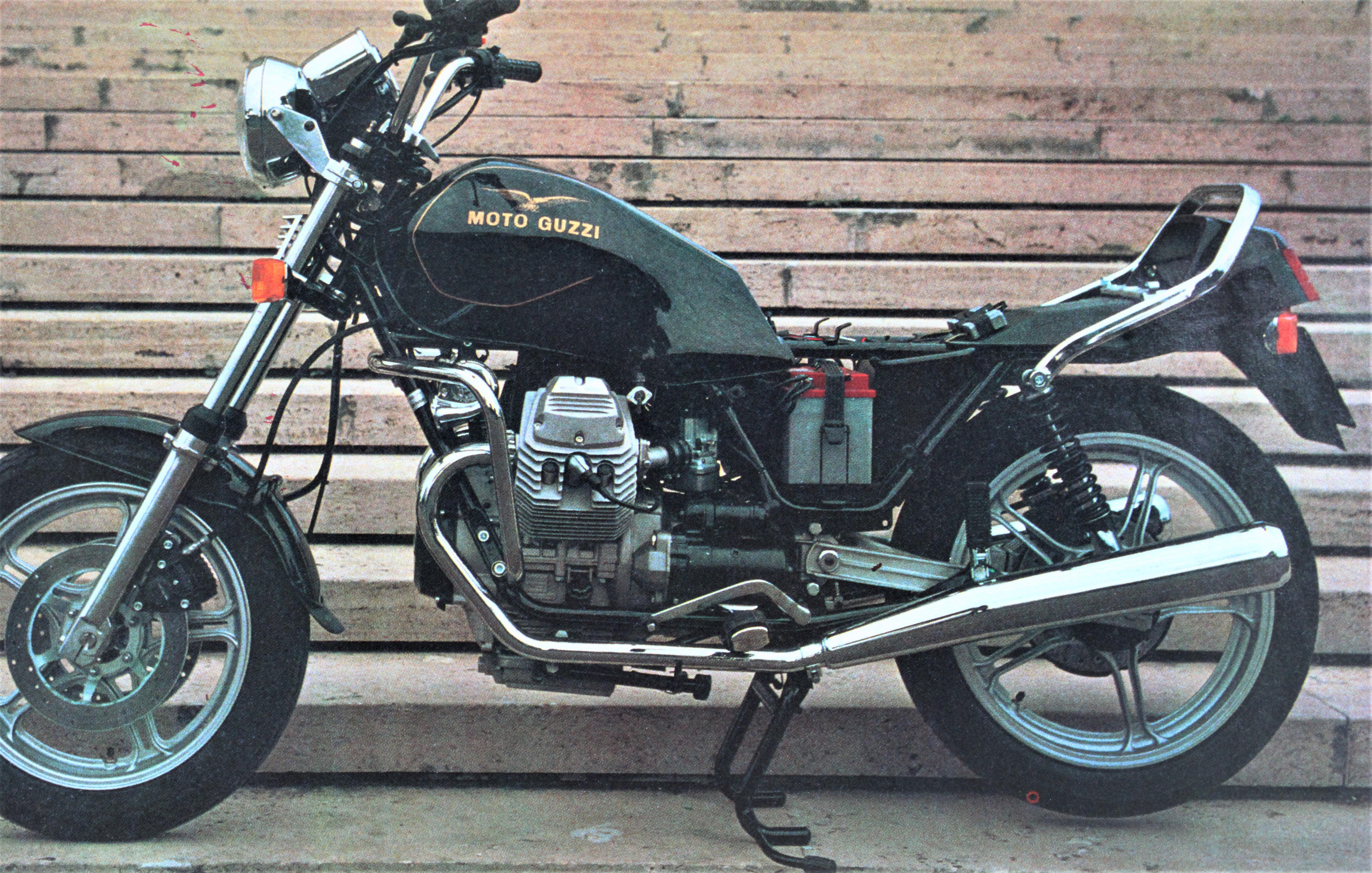 Moto Guzzi Trentacinque GT