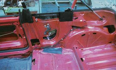 La Supercinque cabriolet