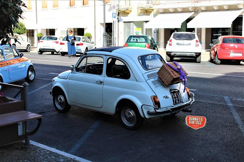 Fiat 500 raduno Villafranca