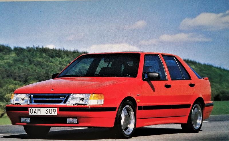 Saab 9000i 2300 turbo