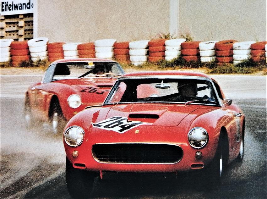 Ferrari e Albert Obrist