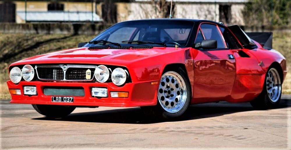 Lancia SE 037