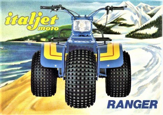 Italjet Ranger