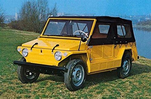 Fiat 600 Jungla Carrozzeria Savio